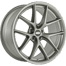 Alufelge BBS CI-R - CI2502 platinum silber 19 Zoll 5x120 PCD ET20 10013966381