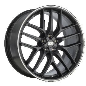 alloy wheel BBS CC-R Matte black/polished 19 inches 5x108 PCD ET45 10020744