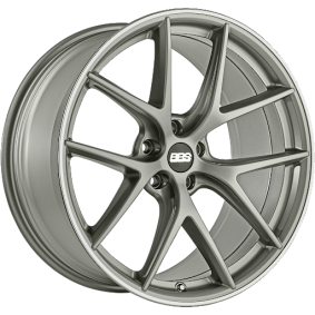 Alufelge BBS CI-R platinum silber 20 Zoll 5x112 PCD ET35 0361513#