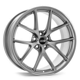 alloy wheel BBS SR titan matt 16 inches 5x100 PCD ET36 0569018#