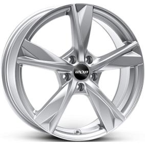алуминиеви джант OXXO MIMAS брилянтно сребърно боядисани 15 инча 5x114 PCD ET35 OX12-601535-N4-07