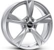 OXXO MIMAS, 15tum, Brilliantsilver lackerad, 5-hål, 114mm, aluminiumfälg OX12-601535-N4-07