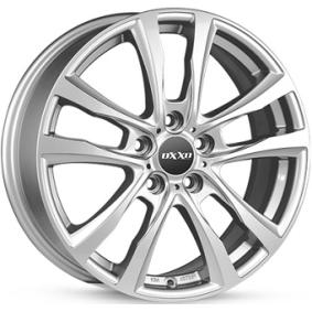 алуминиеви джант OXXO DECIMUS брилянтно сребърно боядисани 16 инча 5x112 PCD ET52 RG17-701652-B3-07