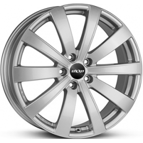 alloy wheel OXXO SENTINEL brilliant silver painted 17 inches 5x108 PCD ET50 OX15-701750-X4-07
