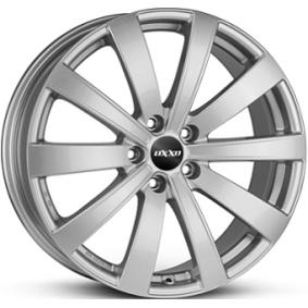 lichtmetalen velg OXXO SENTINEL briljant zilver geschilderd 17 inches 5x108 PCD ET50 OX15-701750-X4-07
