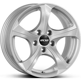 алуминиеви джант OXXO BESTLA брилянтно сребърно боядисани 18 инча 5x120 PCD ET34 OX02-801834-B1-07