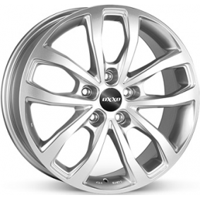 alloy wheel OXXO HYPERION brilliant silver painted 18 inches 5x130 PCD ET51 OX11-801851-P1-07