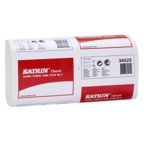 Papieren handdoekjes 34525