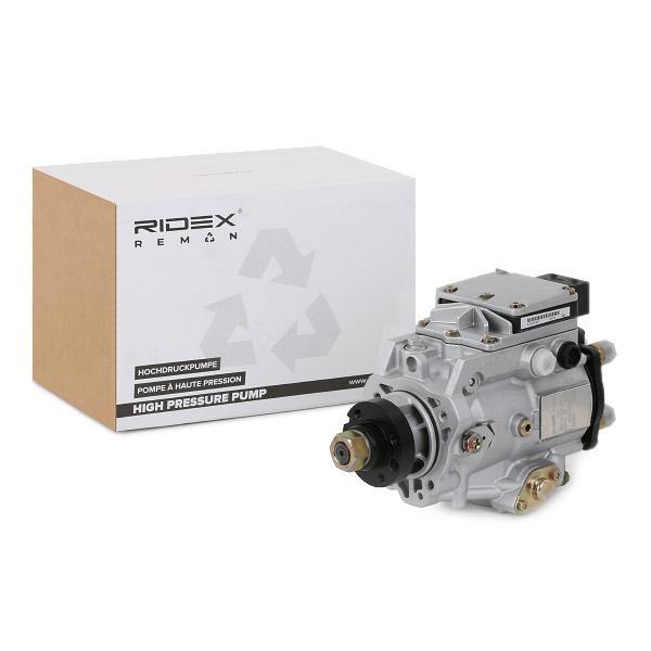 Hochdruckpumpe RIDEX REMAN 3904I0060R Erfahrung