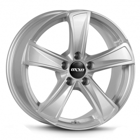 alloy wheel OXXO KALLISTO brilliant silver painted 16 inches 5x112 PCD ET37 OX05-751637-D4-07