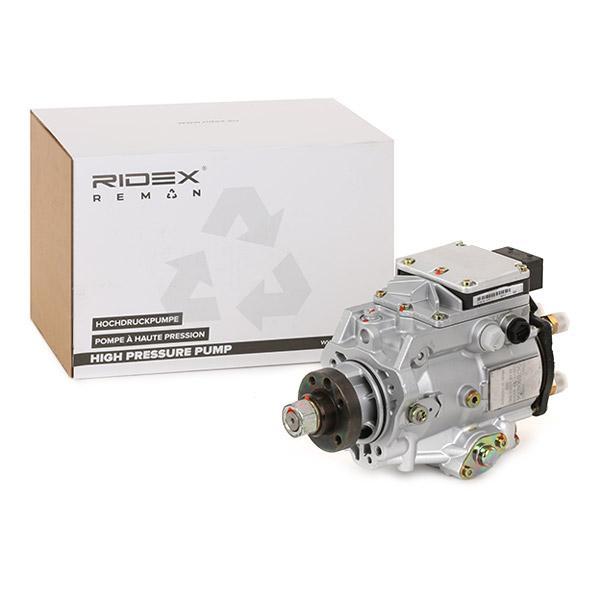 Hochdruckpumpe RIDEX REMAN 3904I0063R Erfahrung
