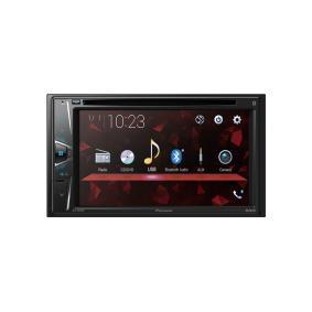 Multimedia-vastaanotin Bluetooth: Kyllä AVHG220BT