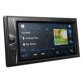 Multimediamottagare Bluetooth: Ja DMHG220BT