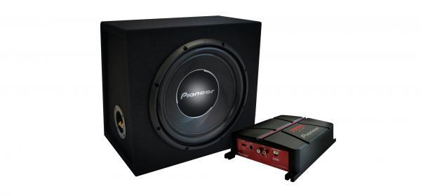 Aktiv baslåda GXT-3730B PIONEER GXT-3730B original kvalite