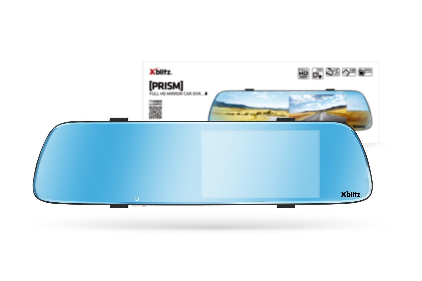 Caméra de bord XBLITZ PRISM connaissances d'experts