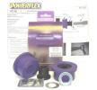 Silentblock brazo suspension Powerflex 15799725 Eje delantero abajo, Montaje trasero, Rodamiento de caucho-metal, Brazo oscilante transversal