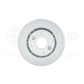 Bremsscheibe Bremsscheibendicke: 20,7mm, Ø: 259mm mit OEM-Nummer 4020600Q0K