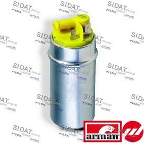 Fuel Pump with OEM Number 16 14 1 183 389