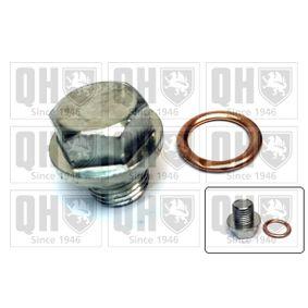 Tapón roscado, colector de aceite QOC1012 SORENTO 1 (JC) 3.5 V6 4WD ac 2009