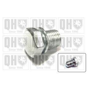 2005 Passat 3B6 1.9 TDI Sealing Plug, oil sump QOC1016