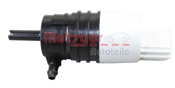Waschwasserpumpe 2220100 METZGER 2220100 in Original Qualität