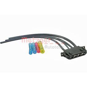 Kabelreparatursatz, Vorwiderstand-Klimalüfter mit OEM-Nummer 6Q 095 9263 A