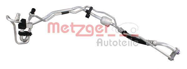 Hochdruck- / Niederdruckleitung, Klimaanlage 2360109 METZGER 2360109 in Original Qualität
