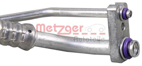 Hochdruck- / Niederdruckleitung, Klimaanlage METZGER 2360109 Erfahrung