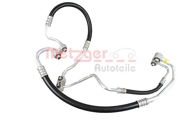 Hochdruck- / Niederdruckleitung, Klimaanlage 2360110 METZGER 2360110 in Original Qualität