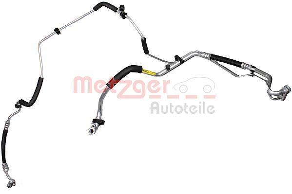 Hochdruck- / Niederdruckleitung, Klimaanlage 2360111 METZGER 2360111 in Original Qualität