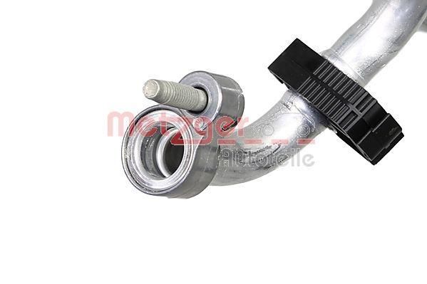Hochdruck- / Niederdruckleitung, Klimaanlage METZGER 2360111 Erfahrung