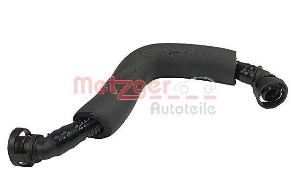 Hose, crankcase breather 2380122 METZGER 2380122 original quality