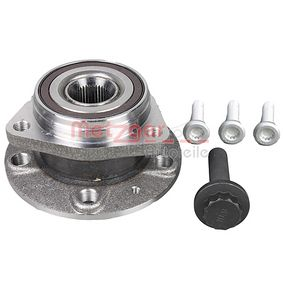 Wheel Bearing Kit with OEM Number 8V0 498 625 A