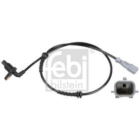 Renault Twingo 2 1.2 (CN0D) ABS Sensor FEBI BILSTEIN 171432 (1.2 (CN0D) Benzin 2015 D7F 800)