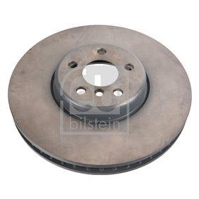 Bremsscheibe Bremsscheibendicke: 36mm, Ø: 348,0mm mit OEM-Nummer 3411 6860 912