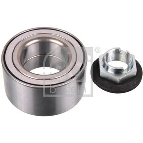 Wheel Bearing Kit Ø: 72,0mm, Inner Diameter: 39,0mm with OEM Number 1112547