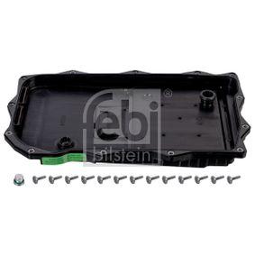 Hydraulikfilter, Automatikgetriebe Länge: 486mm, Breite: 285,0mm, Höhe: 53,5mm mit OEM-Nummer LR0 65238