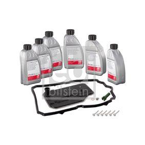 2012 Mercedes W204 C 280 3.0 (204.054) Transmission oil change kit 171785