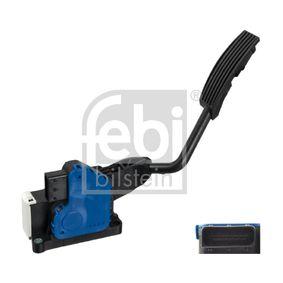 Accelerator Pedal 171992 Corsa Mk3 (D) (S07) 1.4 MY 2014