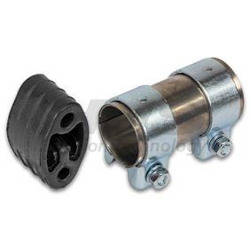 Montagesatz, Abgasanlage mit OEM-Nummer 8200500948