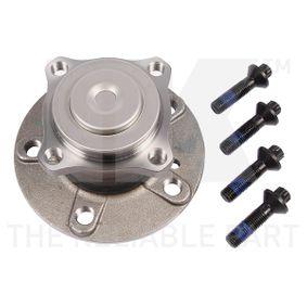 Wheel Bearing Kit with OEM Number 246 334 00 06