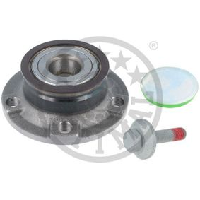 Radlagersatz Innendurchmesser: 28mm mit OEM-Nummer 2Q0598611