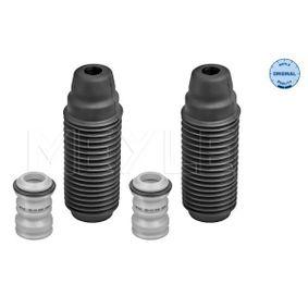 Dust Cover Kit, shock absorber 36-14 640 0004 Qashqai / Qashqai +2 I (J10, NJ10) 1.5 dCi MY 2013