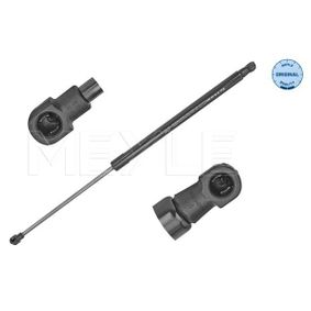 Gas Spring, boot- / cargo area Length: 515mm, Length: 515mm with OEM Number 9045 0JD 01B