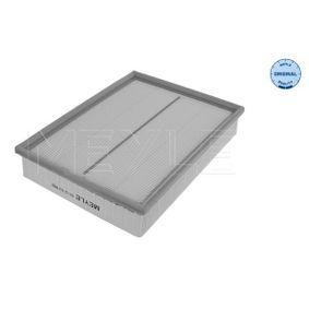 Luftfilter Höhe: 55mm mit OEM-Nummer PHE 000112