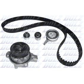 Water pump and timing belt kit KD153 SCIROCCO (137, 138) 2.0 TDI MY 2015