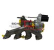 SCHLÜTTER TURBOLADER mit Anbaumaterial, mit Ölzulaufleitung 16604420