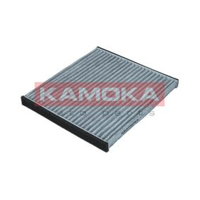 Filter, Innenraumluft Länge: 195mm, Breite: 216mm, Höhe: 18mm mit OEM-Nummer 08974 00820