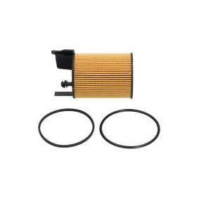 Oil Filter MO-537A FIESTA 6 1.6 TDCi MY 2011