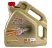 Motor oil 0W 30 2503001244797
